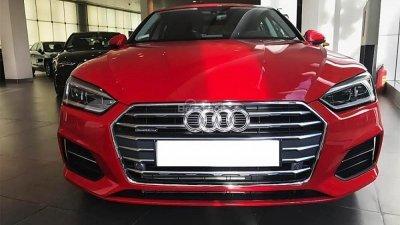 Bán ô tô Audi A5 đời 2017, mới 100%