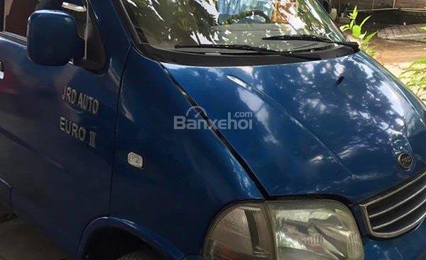 Cần bán xe JRD Mega 2010 màu xanh lam
