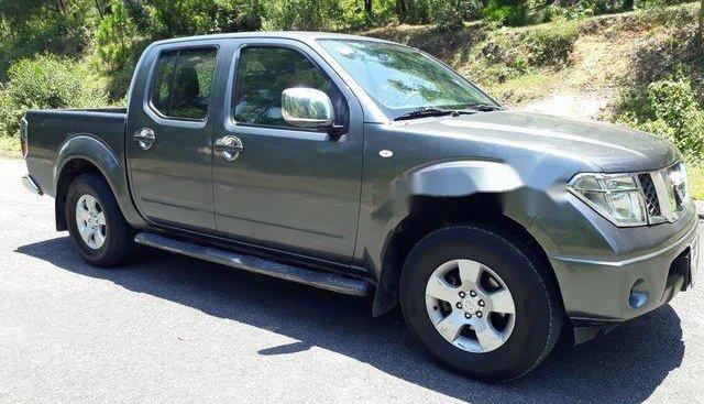 Bán xe Nissan Navara LE 2 cầu số sàn 2011 giá rẻ