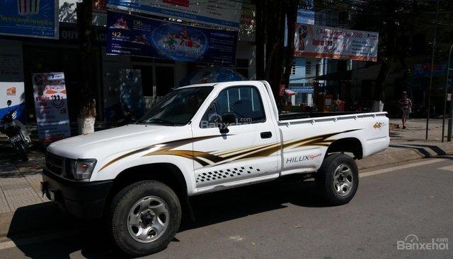 Bán Toyota Hilux đời 1997, màu trắng, nhập khẩu nguyên chiếc