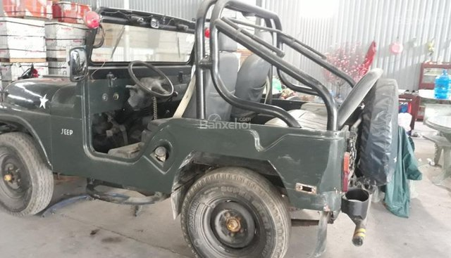 Cần bán xe Jeep cabo bầu