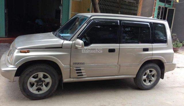 Cần bán lại xe Suzuki Vitara JLX năm 2005 như mới