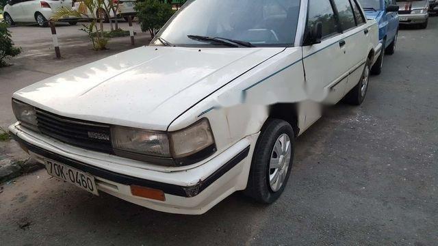 Bán xe Nissan Altima năm sản xuất 1985, màu trắng, giá 22tr