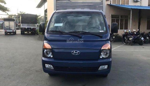 Bán xe Hyundai Porter H150 đời 2018, màu xanh lam