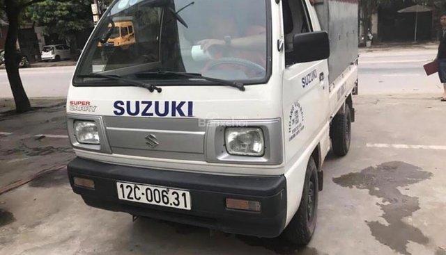 Cần bán gấp Suzuki Super Carry Truck 2012, màu trắng, xe đẹp