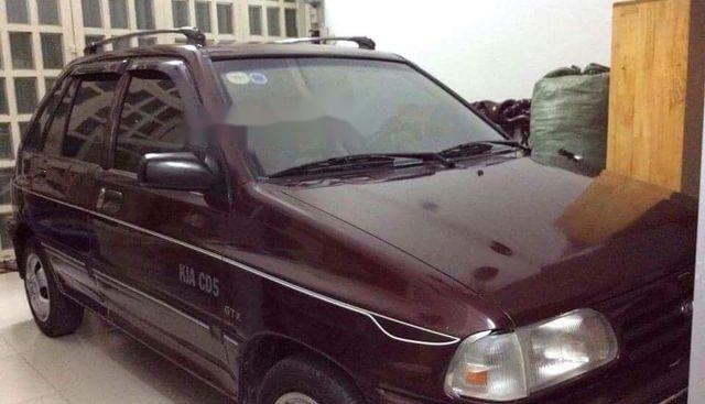 Bán Kia CD5 sản xuất 2000, màu đen, giá 85tr