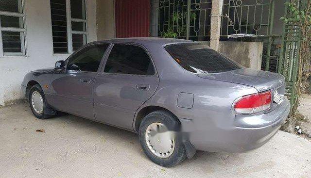 Cần bán lại xe Mazda 626 năm sản xuất 1997, màu xám xe gia đình