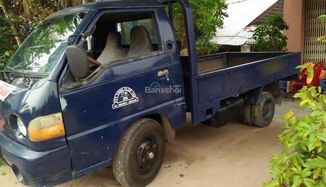Bán xe Hyundai Porter 1999, màu xanh lam, nhập khẩu nguyên chiếc, giá chỉ 50 triệu