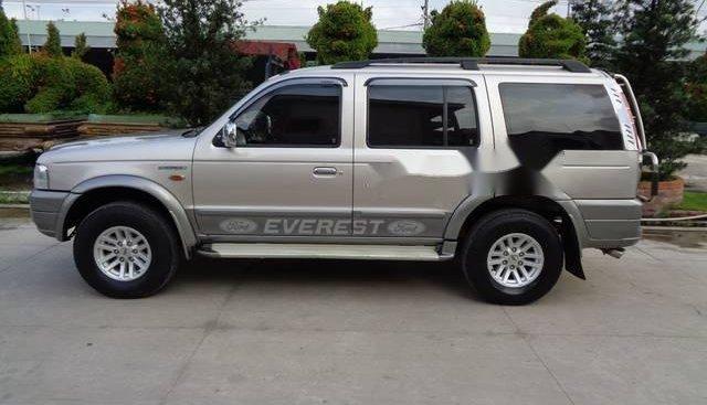 Cần bán xe Ford Everest Turbo đời 2007, máy dầu