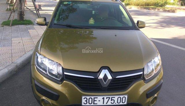 Xe Pháp Renault Sandero 2015, nhập khẩu nguyên chiếc