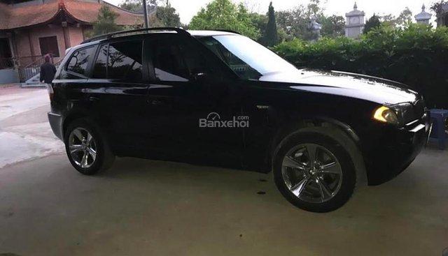 Bán xe BMW X3 2005, xe đã độ hoàn hảo
