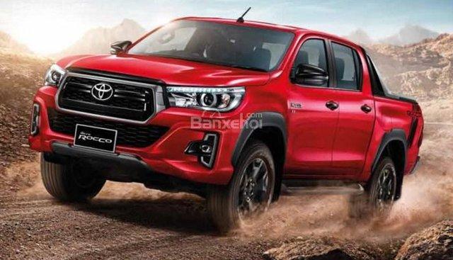 Bán xe Toyota Hilux 2.4E 4x2 AT 2018, nhập khẩu nguyên chiếc, Toyota Vĩnh Phúc