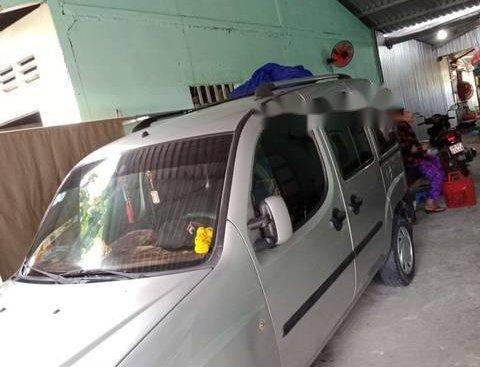 Bán Fiat Doblo đời 2003, màu bạc chính chủ, 150tr