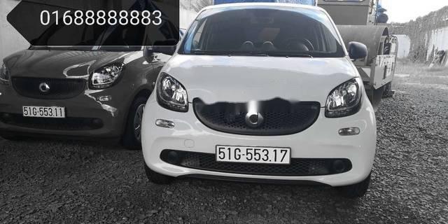 Bán lại xe Smart Forfour đời 2016, màu trắng