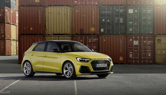 Đánh giá xe Audi A1 2019 thế hệ mới