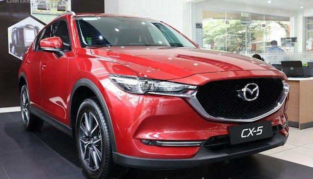 Bán xe Mazda New Cx5 2018, màu đỏ