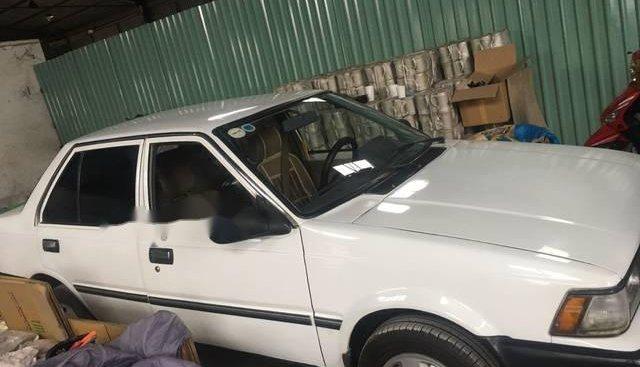 Bán ô tô Nissan Sentra 1987, màu trắng