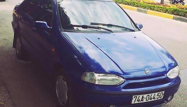 Bán ô tô Fiat Siena sản xuất 2003, màu xanh, nhập khẩu chính chủ