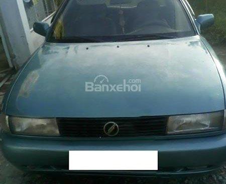 Cần bán xe Nissan Sunny năm 1992, màu xanh lam, xe nhập như mới