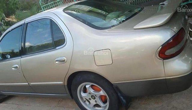 Bán xe Nissan Bluebird sản xuất năm 1997, màu vàng, nhập khẩu