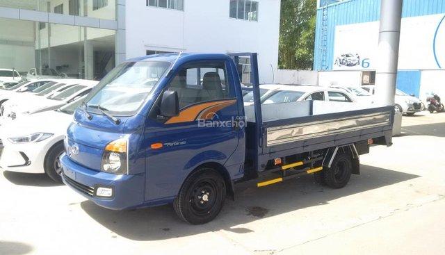 Bán xe tải Hyundai H150 thùng lửng, giao ngay, bảo hành 2 năm, 50.000km