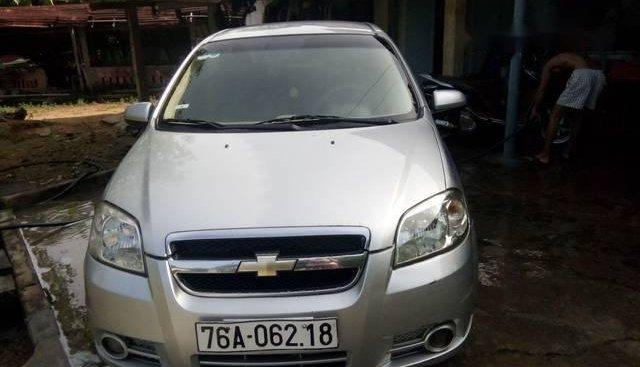 Bán ô tô Chevrolet Aveo đời 2013, giá tốt