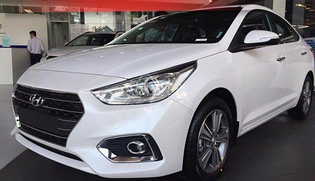 Bán Accent 2019 giá tốt tại Đà Nẵng, hỗ trợ vay vốn 80%, LH Hạnh 0935.851.446