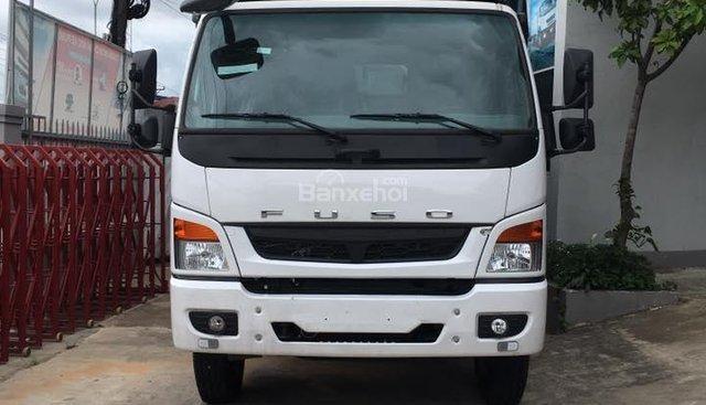 Bán xe tải Nhật Bản nhập khẩu Mitsubishi Fuso FI 7,1 tấn tại Tiền Giang, Long An, Bến Tre