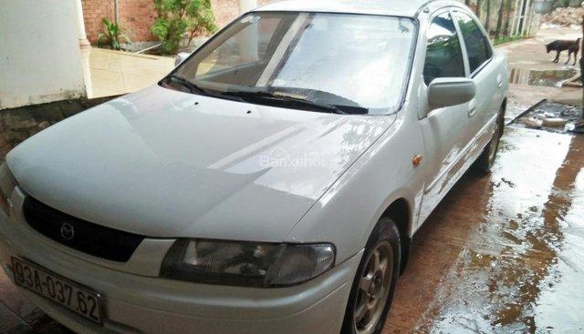 Cần bán Mazda 1200 năm 1997, màu trắng, nhập khẩu nguyên chiếc
