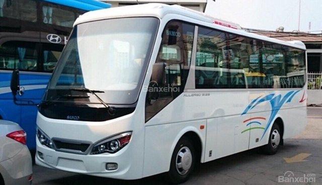 Bán xe khách Samco Allergo 29 chỗ 2018 mới