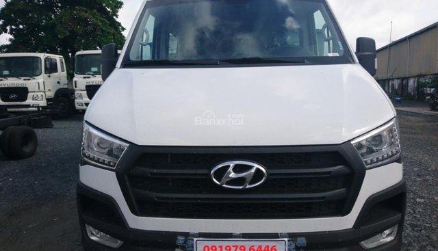 Trung tâm phân phối Hyundai Solati 16 ghế sản xuất 2019