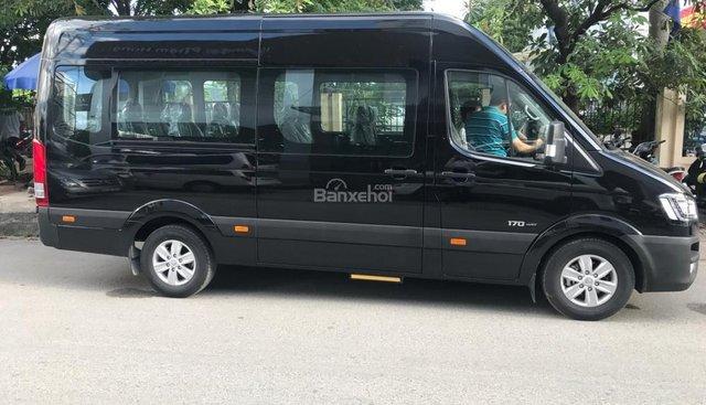 Bán Hyundai Solati H350 2.5 MT sản xuất 2019 giao xe ngay, giá 990 triệu + KM 15 triệu - LH: 0919929923