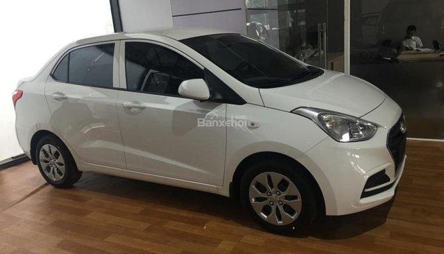 Hyundai Grand i10 Sedan 1.2 MT Base đủ màu sản xuất 2019 chỉ 345 triệu + Khuyến mãi 15 triệu - LH: 0919929923