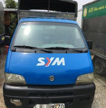 Bán SYM T880 năm sản xuất 2011, màu xanh lam, giá 80tr