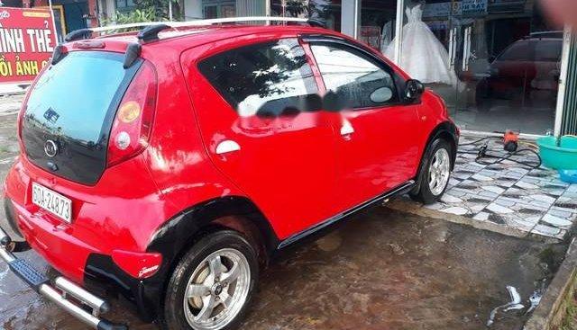 Bán BYD F0 đời 2011, màu đỏ, xe còn hoàn hảo