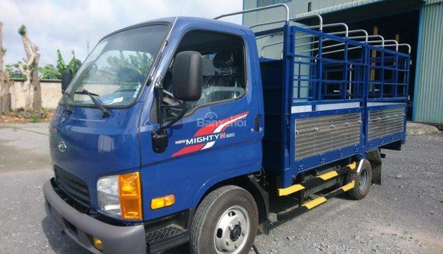 Bán Hyundai Mighty 2.5T thùng bạt đời 2018, Euro 4 giao ngay