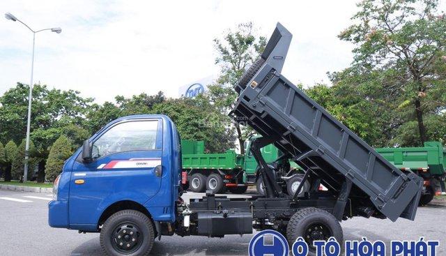 Bán xe ben Daisaki 2T4 TMT máy Isuzu Euro 4 giá tốt tại Bình Dương