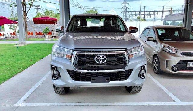 Toyota Tân Cảng bán Toyota Hilux 2019 nhập khẩu- xe đủ màu giao ngay- nhiều quà tặng giá trị- LH 0901923399