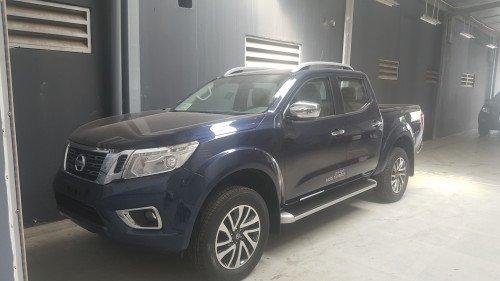Cần bán xe Nissan Navara 2.5 AT đời 2018, màu xanh lam, nhập khẩu nguyên chiếc, 815 triệu