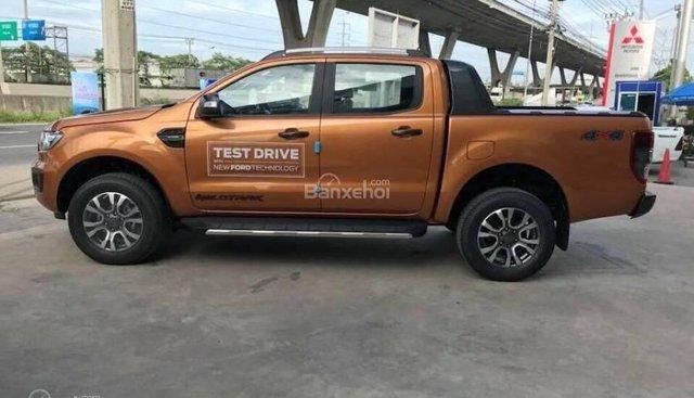 Bán ô tô Ford Ranger 2.0 Biturbo năm sản xuất 2018, nhập khẩu, giá chỉ 918 triệu
