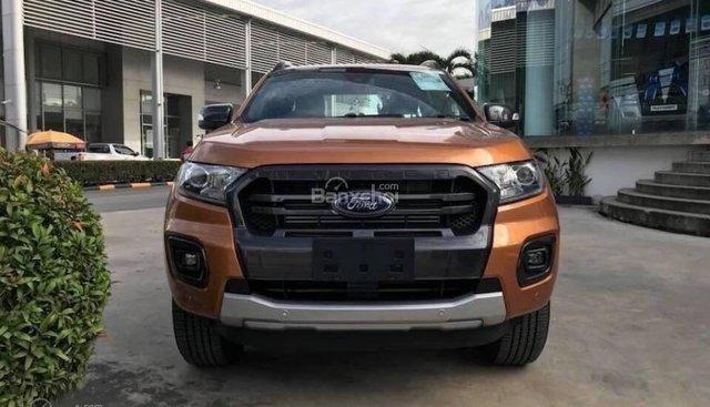 Bán ô tô Ford Ranger 2.0 Biturbo năm sản xuất 2019, nhập khẩu, giá chỉ 878 triệu
