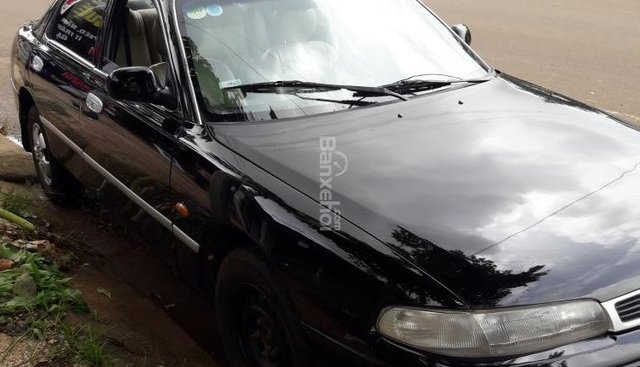 Bán ô tô Mazda 626 sản xuất năm 1994, màu đen
