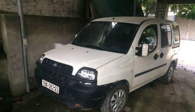 Cần bán xe Fiat Doblo sản xuất năm 2003, màu trắng, giá tốt