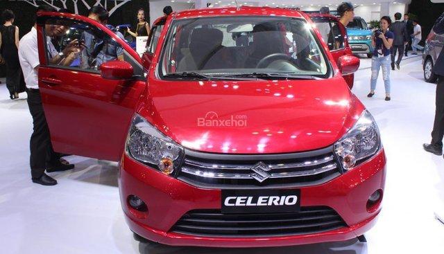 Bán Suzuki Celerio nhập khẩu nguyên chiếc, giá rẻ