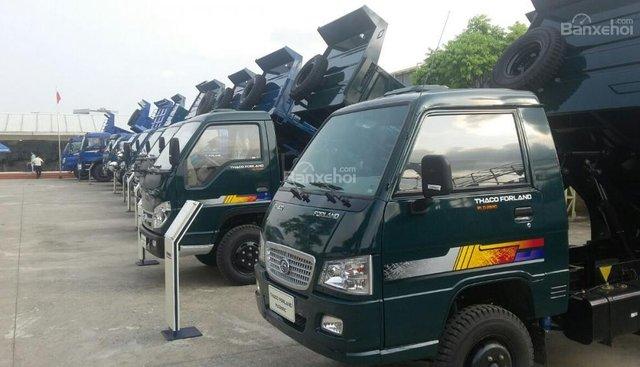 Giá xe Ben 2.5 tấn E4 Trường Hải ở Hà Nội