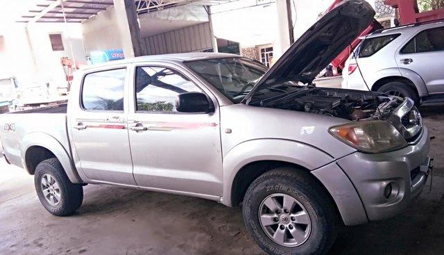 Bán ô tô Toyota Hilux 2009, màu bạc, nhập khẩu nguyên chiếc