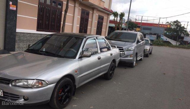 Bán ô tô Mitsubishi Proton sản xuất 1995, màu bạc, nhập khẩu nguyên chiếc