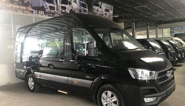 Bán Hyundai Solati đời 2018, màu đen, xe mới 100%