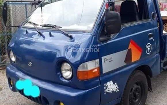 Bán xe Hyundai Porter VIP 2000, màu xanh lam
