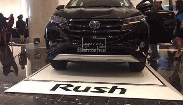 Toyota Rush - Nhập nguyên chiếc từ Indonesia, nhiều màu lựa chọn, hỗ trợ trả góp